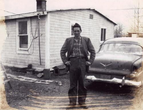 John Henry Davidson old photo